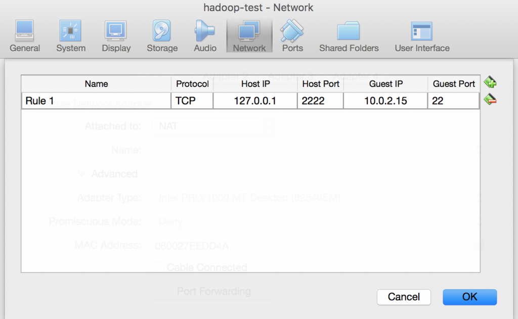 virtualbox-network-settings